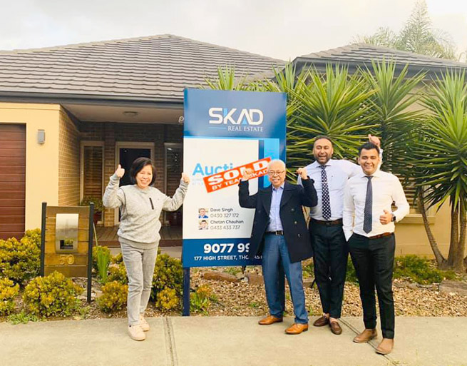 Another property sold by SKAD.
